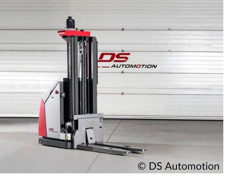 Fahrerloses Transportsystem FTS DS Automotion Low Lifters