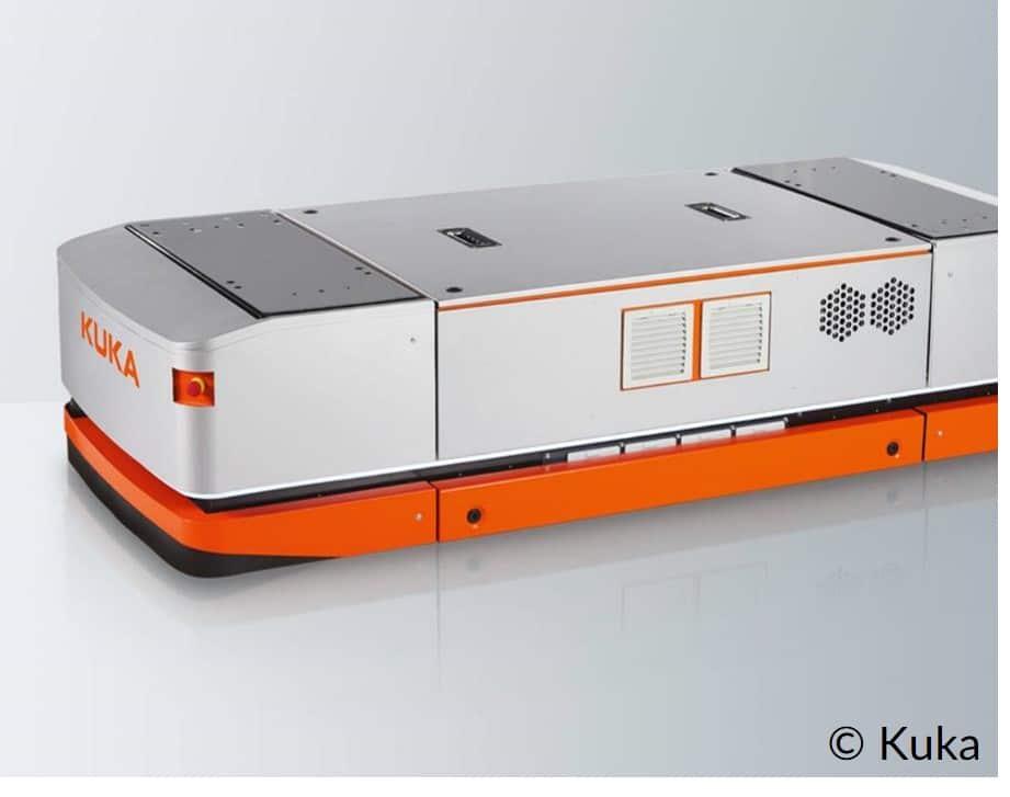 KUKA KMP 1500
